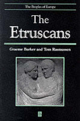 The Etruscans - The Peoples of Europe (Paperback)