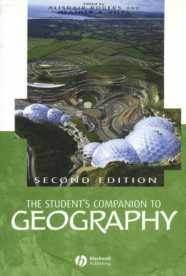 The Student's Companion to Geography (Paperback)