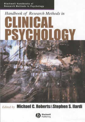 Handbook of Research Methods in Clinical Psychology - Blackwell Handbooks of Research Methods in Psychology (Hardback)