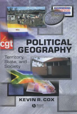 Political Geography: Territory, State and Society (Hardback)