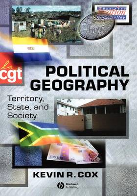 Political Geography: Territory, State and Society (Paperback)