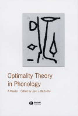 Optimality Theory in Phonology: A Reader (Hardback)