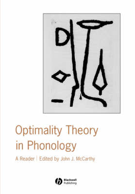Optimality Theory in Phonology: A Reader (Paperback)