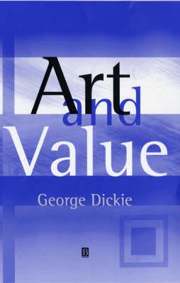 Art and Value (Hardback)