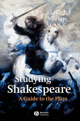 Studying Shakespeare: A Guide to the Plays (Paperback)