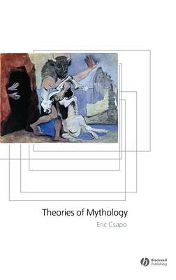 Theories of Mythology - Ancient Cultures (Hardback)