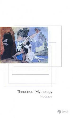 Theories of Mythology - Ancient Cultures (Paperback)