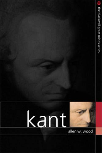 Kant - Blackwell Great Minds (Paperback)