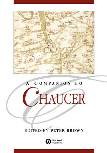 A Companion to Chaucer - Blackwell Companions to Literature and Culture (Paperback)