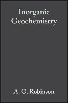 Inorganic Geochemistry: Applications to Petroleum Geology (Paperback)
