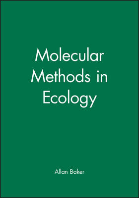 Molecular Methods in Ecology - Ecological Methods and Concepts (Paperback)