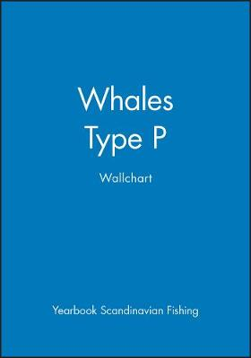 Colour Wall Chart: Whales - Special - Fishing News Books (Poster)