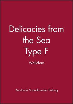 Colour Wall Chart: Delicacies - Fishing News Books (Poster)