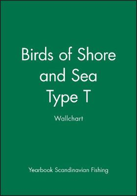 Colour Wall Chart: Birds of Shore and Sea - Fishing News Books (Poster)