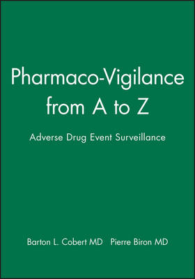 Pharmacovigilance from A to Z (Paperback)