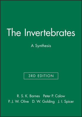 The Invertebrates: A Synthesis (Paperback)