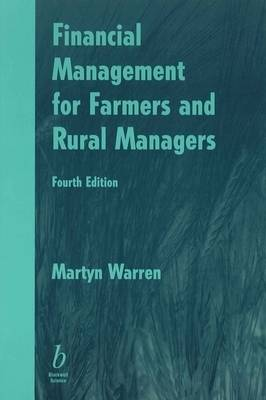 Financial Management for Farmers and Rural Managers (Paperback)