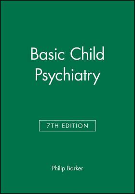 Basic Child Psychiatry (Paperback)