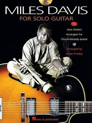 Miles Davis For Solo Guitar (Paperback)