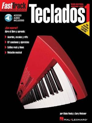 FastTrack Keyboard Method Book 1 (Book/Cd Spanish Edition) (Paperback)