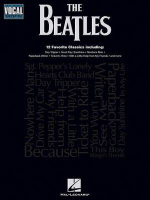 The Beatles: Note-for-Note Vocal Transcriptions (Paperback)