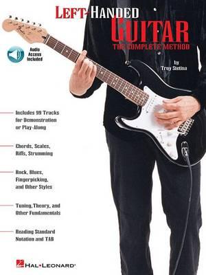 Left-Handed Guitar Technique (Paperback)