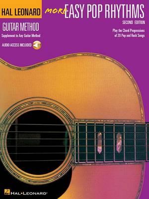 Hal Leonard Guitar Method: More Easy Pop Rhythms - Second Edition (Book/Online Audio) (Paperback)