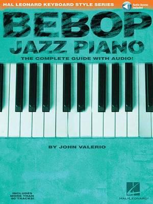 Bebop Jazz Piano (Paperback)