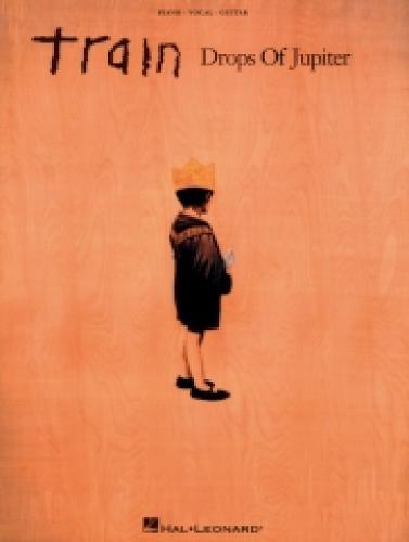 Drops of Jupiter - Train: Piano/Vocal/Guitar (Paperback)