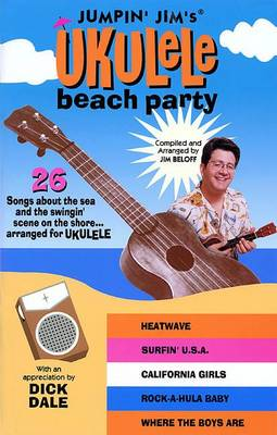 Jumpin' Jim's Ukulele Beach Party (Paperback)