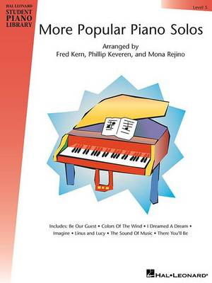 Hal Leonard Student Piano Library: More Popular Piano Solos - Level 5 (Paperback)