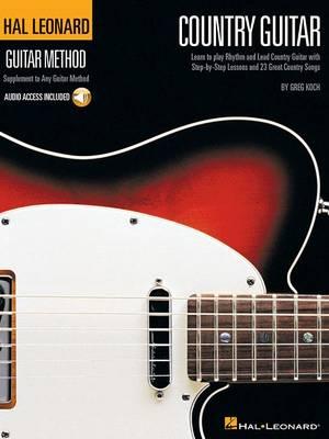 Hal Leonard Country Guitar Method (Paperback)