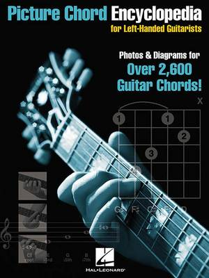Picture Chord Encyclopedia For Left-Handed Guitarists (Paperback)