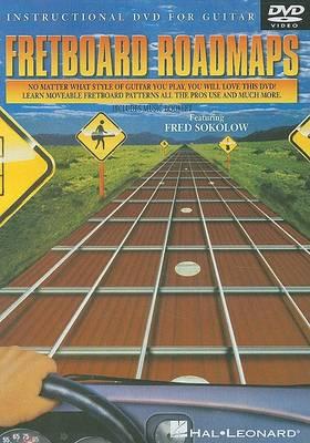 Fretboard Roadmaps: Instruction DVD for Guitar (DVD)