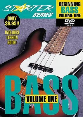 Beginning Bass: Vol 1 - Starter Series (DVD)