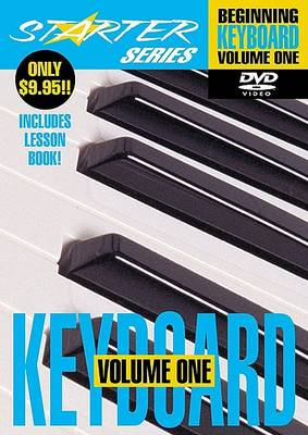 Beginning Keyboard: Vol 1 - Starter Series (DVD)