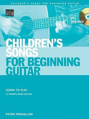 Children's Songs for Beginning Guitar (Paperback)