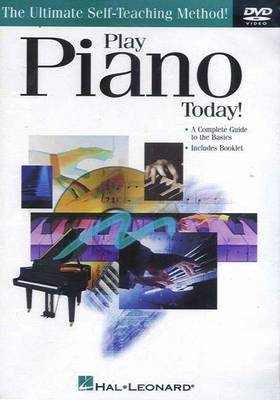 Play Piano Today! Beginner's Pack: A Complete Guide to the Basics : Level 1