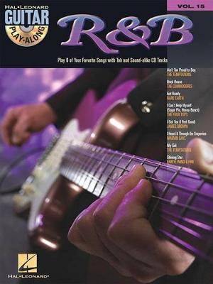 R&B: Play 8 of Your Favorite Songs with Tab and Sounds-Alike CD Tracks - Guitar Play-Along 15