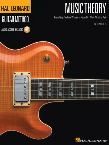 Hal Leonard Guitar Method: Music Theory (Book/Online Audio) (Paperback)