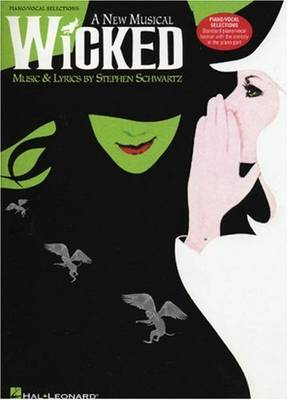 Wicked - Piano/Vocal Selections (Book)