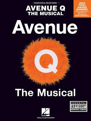 Avenue Q: The Musical (Piano) (Paperback)