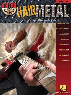 Hair Metal - Guitar Play-Along 1