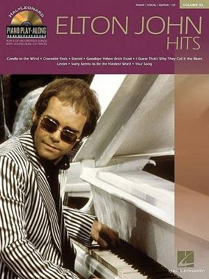 Piano Play-Along Volume 30: Elton John Hits (Paperback)