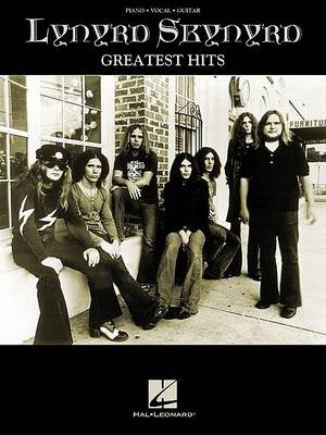 Lynyrd Skynyrd Greatest Hits: Piano - Vocal - Guitar (Paperback)