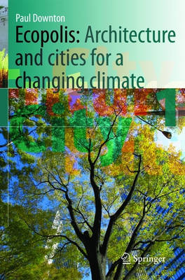 Ecopolis: Architecture and Cities for a Changing Climate (Paperback)