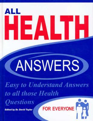 All Health Answers (Hardback)