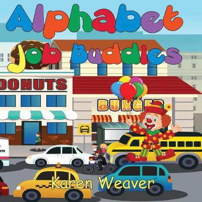 Alphabet Job Buddies (Paperback)