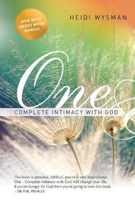 One: Complete Intimacy with God (Paperback)