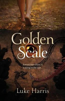 Goldenscale: Sometimes There's a Sting in the Tale (Paperback)